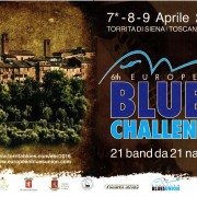 EUROPEAN BLUES CHALLENGE 2016